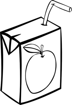 How To Draw A Juice Box : juice, Juice, Drawing, Vector, Download, (95,337, Vector), Commercial, Format:, Illustration, Graphic, Design, Unpopular, First