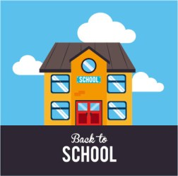 School cartoon free vector download 20 424 Free vector for commercial use format: ai eps cdr svg vector illustration graphic art design