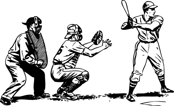 Baseball bat clip art Free vector for free download about