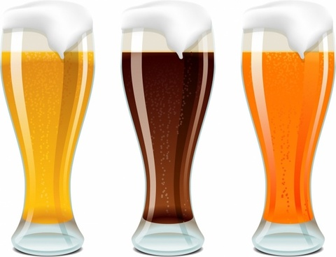 Beer Glass Vector Free Vector Download 2 863 Free Vector For Commercial Use Format Ai Eps Cdr Svg Vector Illustration Graphic Art Design