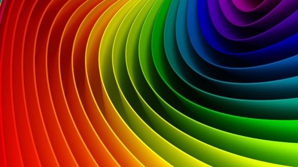 colorful 3d background hd