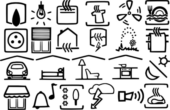 Commercial Electrical Symbols