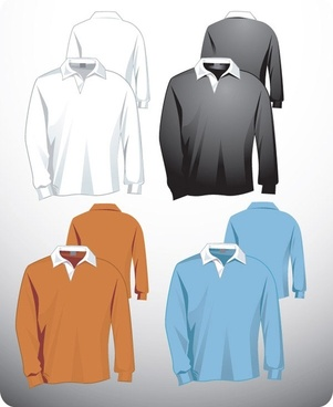 Desain Baju Cdr : desain, Vector, Desain, Polos, Download, (1,851, Vector), Commercial, Format:, Illustration, Graphic, Design