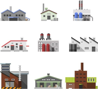 factory free vector download