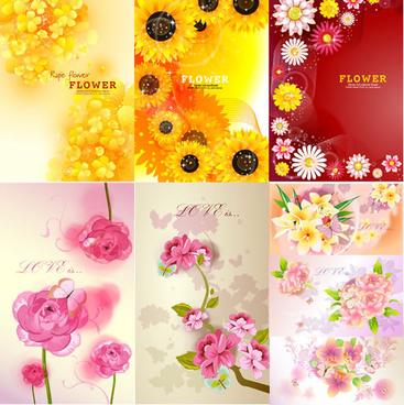 Flower Ai File Free Vector Download 132 858 Free Vector For Commercial Use Format Ai Eps Cdr Svg Vector Illustration Graphic Art Design