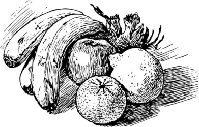 Black and white fruit clip art free vector download 225 226 Free vector for commercial use format: ai eps cdr svg vector illustration graphic art design sort by relevant first