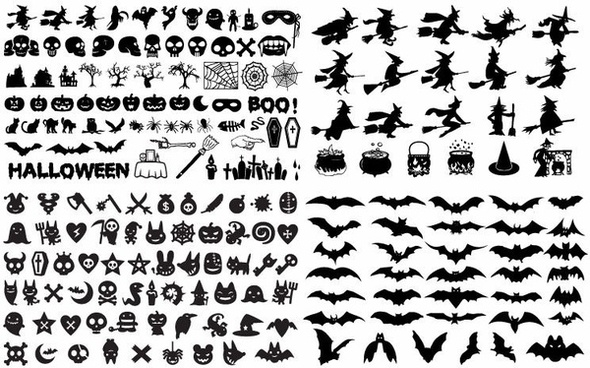 Free clip art silhouette house free vector download (24