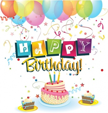 picture Free Birthday Pictures For Him birthday free vector download 1 235