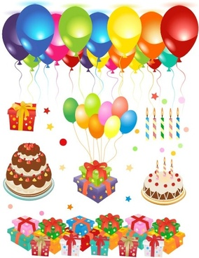 Birthday Clipart For Him : birthday, clipart, Happy, Birthday, Vector, Download, (225,357, Vector), Commercial, Format:, Illustration, Graphic, Design