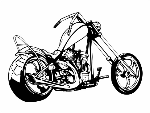 Harley davidson free vector download (25 Free vector) for