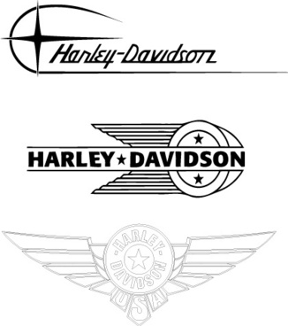 Harley free vector download (25 Free vector) for