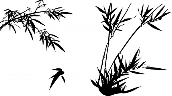 Bamboo free vector download (215 Free vector) for