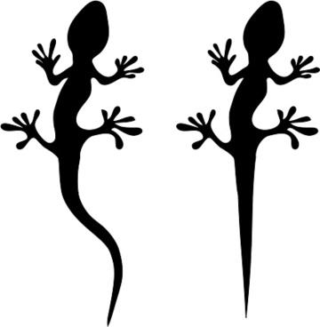 Free lizard vector free vector download (79 Free vector