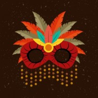 Free vector masquerade masks free vector download (317 ...
