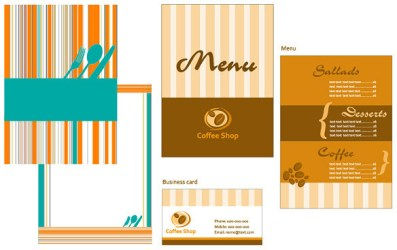 Hotel menu cards free vector download 15 989 Free vector for commercial use format: ai eps cdr svg vector illustration graphic art design