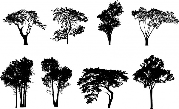 tree free vector download