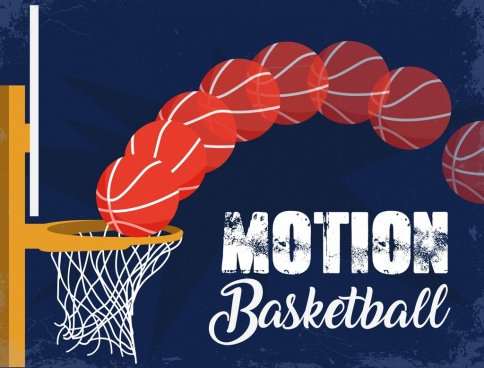 basketball free vector download
