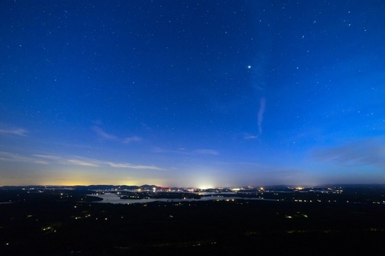 night hdr sky free