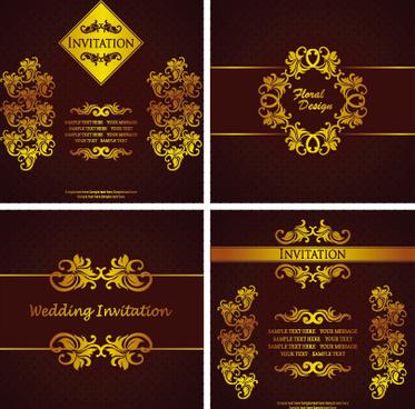 islamic background invitation free