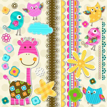 baby background clipart free