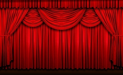 stage curtains free stock photos