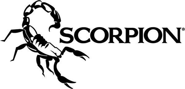 scorpion free vector design