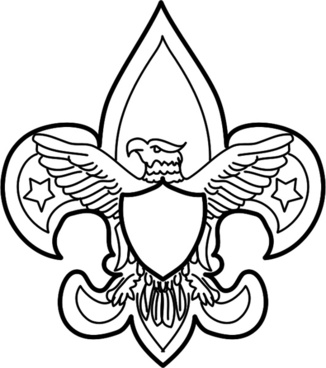 Scouts dominicanos Free vector in Encapsulated PostScript