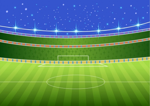 3d Football Stadium Wallpaper Stadium Vector Free Vector Download 34 Free Vector For