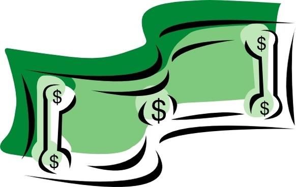 dollar sign free clip art