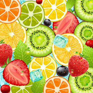 Fruit Background Free Vector Free Vector Download 46910
