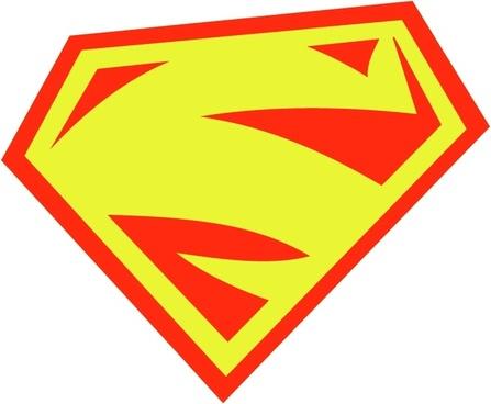 superman free vector download