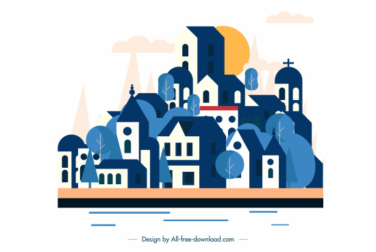 Building Sketch Free Vector Download 12 031 Free Vector For Commercial Use Format Ai Eps Cdr Svg Vector Illustration Graphic Art Design