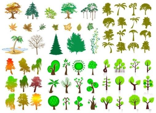 tree free vector download