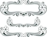 Free decorative border design clipart free vector download ...