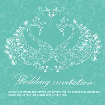 wedding invitation background free
