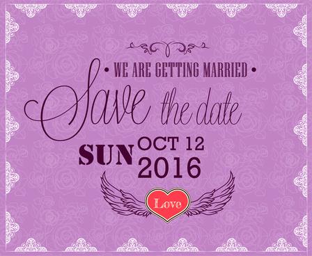 wedding invitation card format free