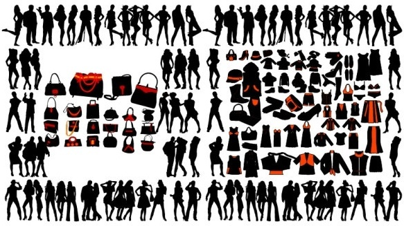clothing free vector download
