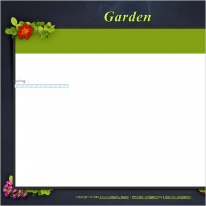 Garden Free Website Templates In Css Html Js Format For Free Download 34502KB