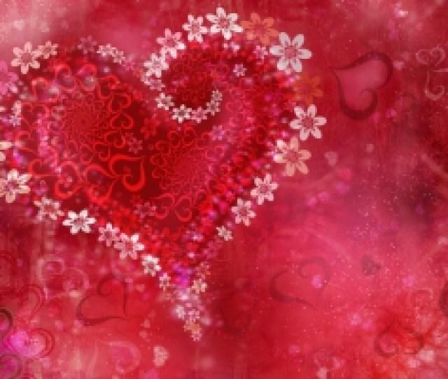 Love Heart Flowers