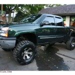 2004 Chevrolet Silverado 1500 Z71 Extended Cab 4x4 In Dark Green Metallic 217228 All American Automobiles Buy American Cars For Sale In America