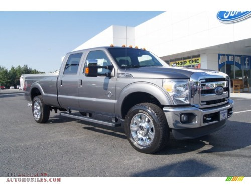 small resolution of 2012 f350 super duty lariat crew cab 4x4 sterling grey metallic black photo