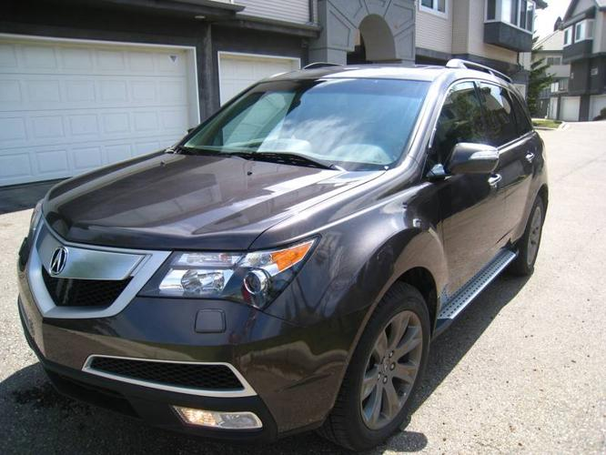 2010 Acura MDX Elite SUV  LEASE TAKEOVER for sale in