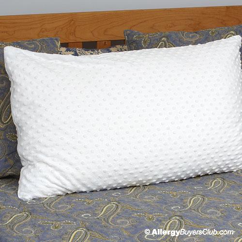 Rejuvenite Talalay Low Profile LatexDown Pillow