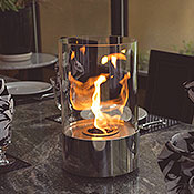 Nu-Flame Accenda Decorative Tabletop Ethanol Fireplaces