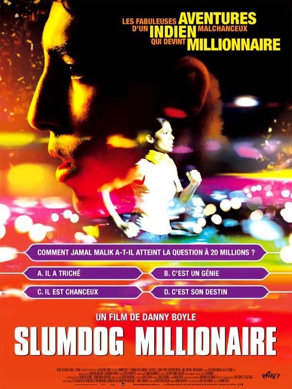 Slumdog Millionaire  film 2008  AlloCin