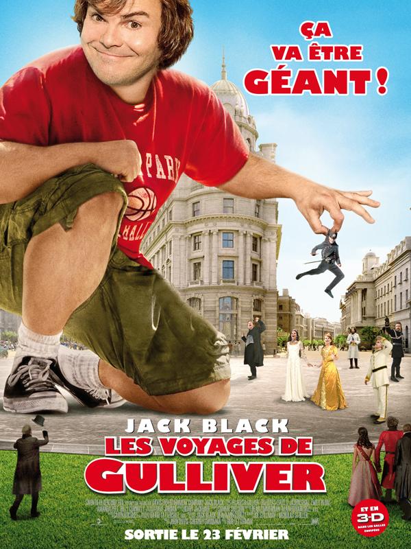 telecharger regarder en ligne film Les Voyages de Gulliver ts megaupload rapidshare streaming