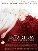 """Affiche du film """"Le parfum, histoire d'un meurtrier"""""""