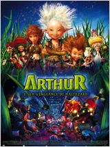"""Affiche du film """"Arthur et la vengeance de Maltazard"""""""