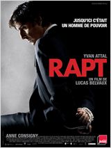 Affiche du film Rapt de Lucas Belvaux