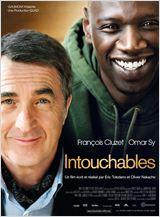 Affiche du film Les Intouchables